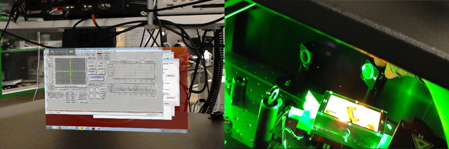 Hololens week 4:  Basic laser lab use