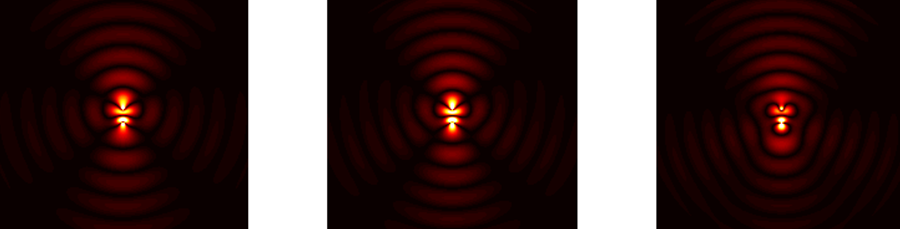 Visualizing continuum wavefunctions