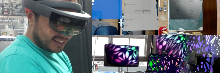 Augmented and Virtual Reality for Data Visualization & Research Applications