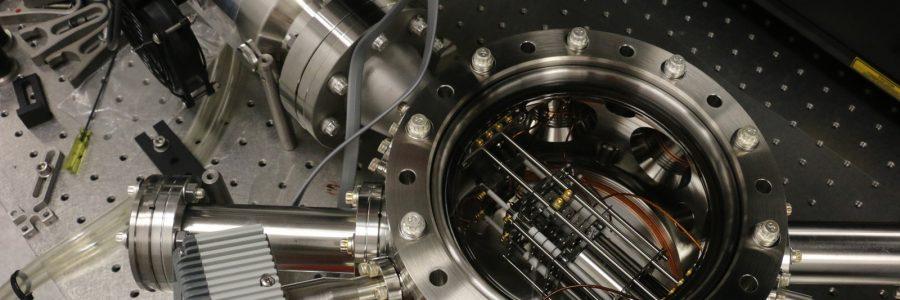 VIRP chamber vacuum testing